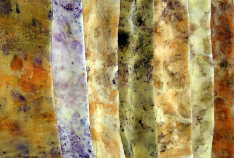 Just in case you missed the Festival of Natural Dyes…